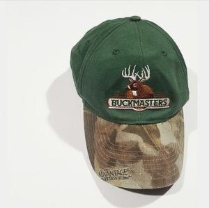 Buck Masters Deer Camo Hunter Buckwild Country Hat